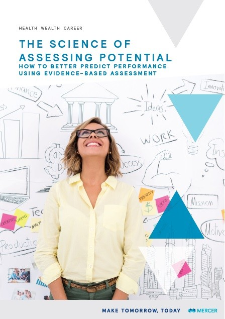 The Science of Assessing Potential