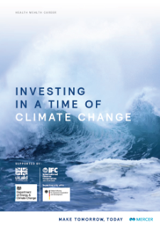 Investing in a Time on Climate Change Report